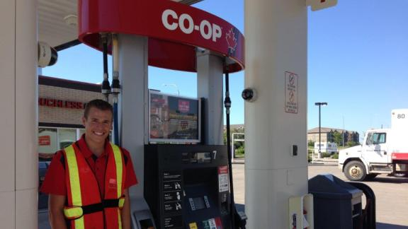 Co-op Fuel Photo